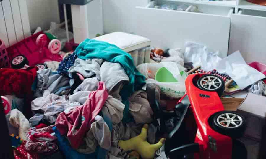 9 hábitos que manterão sua casa uma bagunça, não importa o quanto você limpe