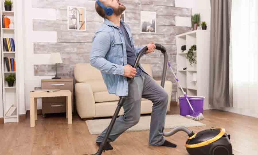 10 maneiras simples de tornar o dia da limpeza realmente divertido